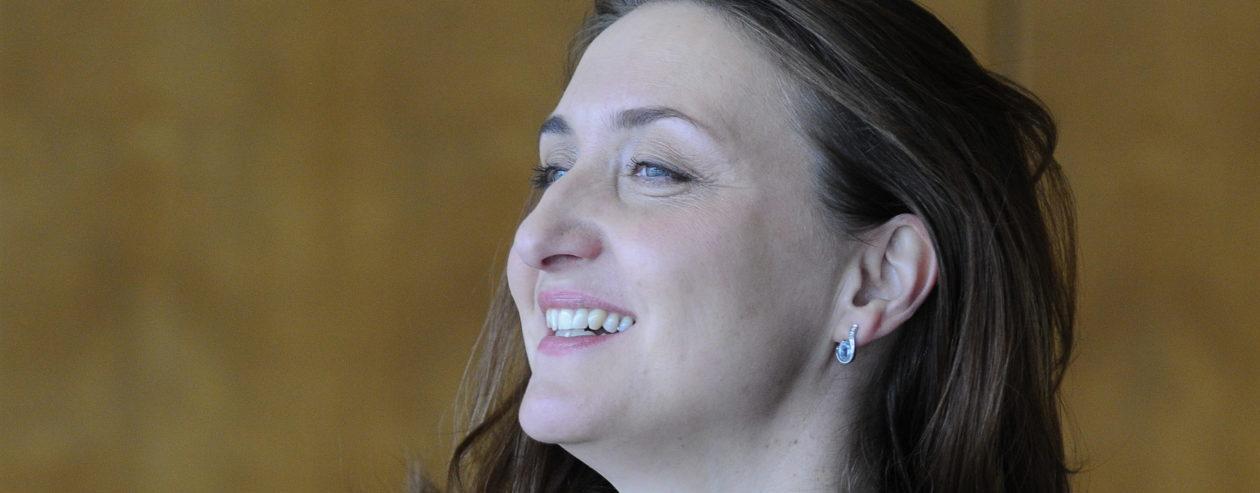 Schauspielerin Ursula Ofner